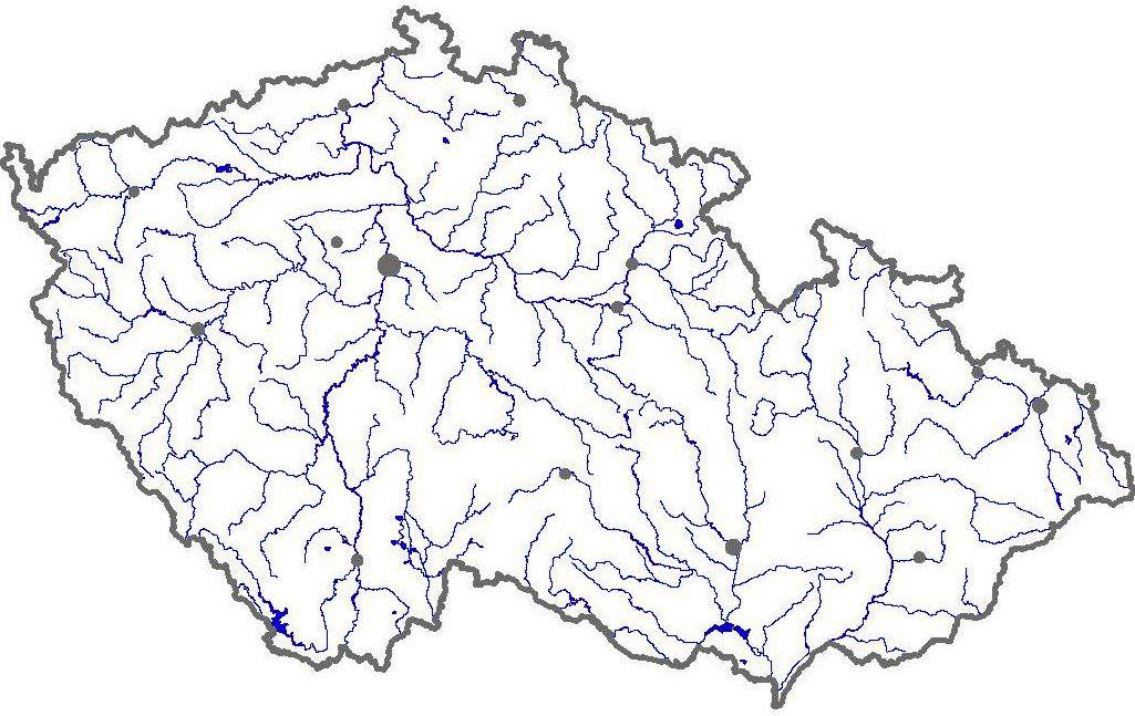 Slepa Mapa Vodstva Cr 1