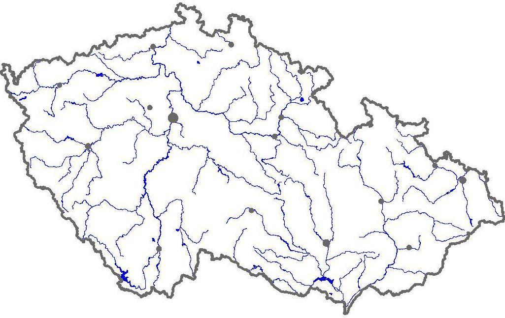 Slepa Mapa Vodstva Cr 3